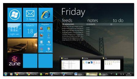 Windows 7 Metro UI Theme