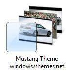 windows 7 mustang theme jpg