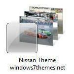 windows 7 nissan theme jpg