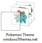 Windows 7 Pokemon Theme