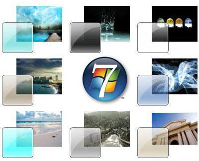 64 Windows 7 Premium Themes