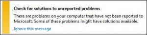 Disable Windows 7 Security Center Warnings / Completely