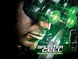 Windows 7 Splinter Cell Theme