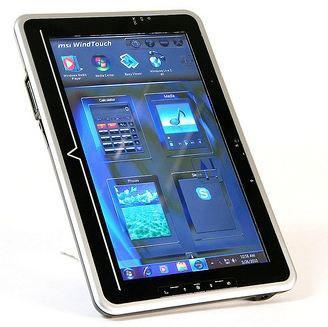 4 Windows 7 Tablet PC's (Alternative to iPad)