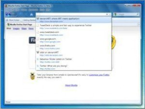 Windows 7 Theme for Firefox 3.5