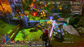 windows7themes.net Giveaway: 3 x Dungeon Defenders