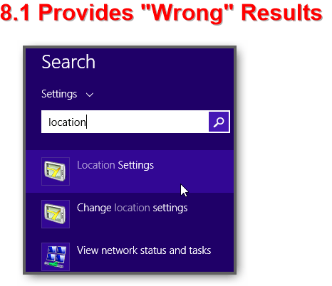 Change The Store / App Region in Windows 8.1 (And For Websites)