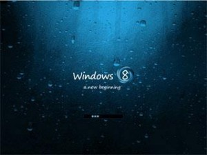 Windows 8 Boot Screen For Windows XP