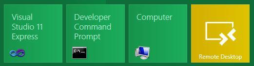 Where is the command prompt in Windows 8?