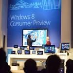 windows 8 consumer preview running on huge screen thumb jpg