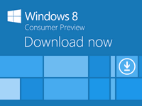 Stats: Windows 8 Consumer Preview Usage Double Than That Of Windows 7 Beta