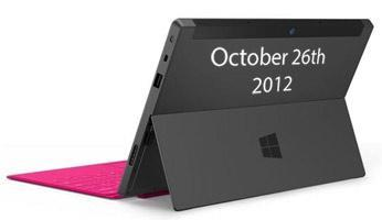 Windows 8 General Availability Confirmed: October 26, 2012
