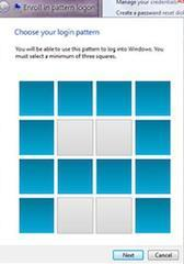 Windows 8 Gesture Password: Can Screen Smudges Give It Away?