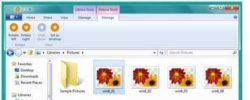 Windows 8 Ribbon UI Screenshots