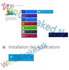 New Windows 8 Windows Store Screenshots Leaked