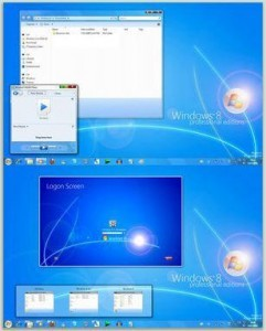 Windows 8 Theme for Vista
