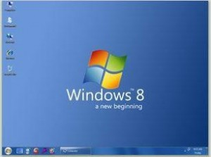 Windows 8 Theme For XP