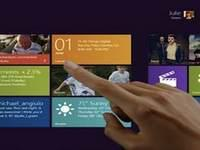 Multitouch On Windows 8: What To Expect