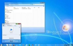 Windows 8 Themes For Xp, Vista, Windows 7
