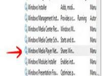 How to rebuild corrupt Windows Media Player Library files