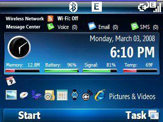 3 Windows Mobile 7 Themes