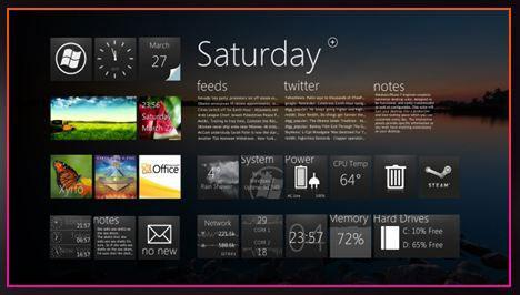 Windows Phone 7 Theme for Windows 7