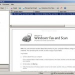 How To Use The Fax Utility In Windows 7