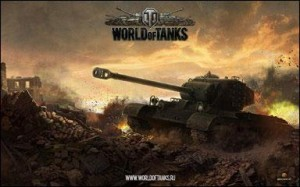 World of Tanks Windows 7 Theme With 16 Tank Wallpapers