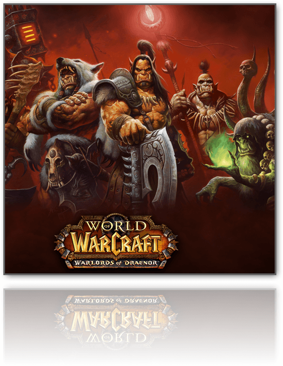 World of Warcraft Warlords of Draenor Theme With Icons, Sounds And 30 Wallpapers