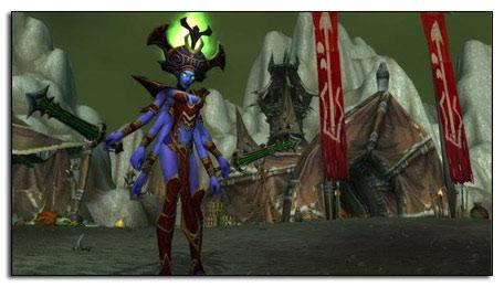 WoW Cataclysm Beta Pictures