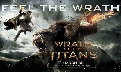 Small Theme With Wrath Of The Titans HD Wallpaper for Win7