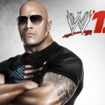 WWE 12 Wallpaper Theme for Windows 7 With The Rock HD Wallpaper