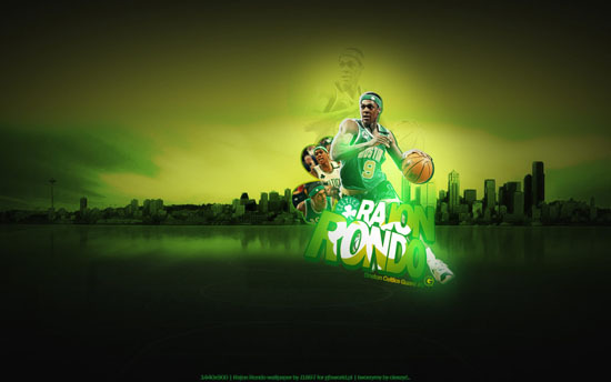 Windows 7 Basketball Theme With NBA Icon