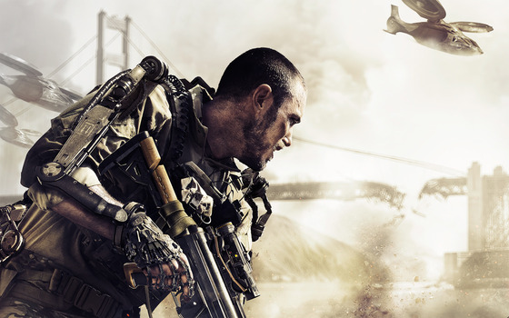 call of duty advanced warfare theme with 40 cod wallpapers