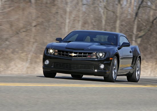 2010 chevrolet camaro ss with an rs appearance package. Black Bedroom Furniture Sets. Home Design Ideas