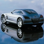 2001 Chrysler Crossfire Concept Vehicle