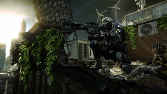 Apparently, an unfinished beta of Crysis 2 leaked onto the internet.