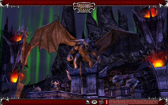 Windows 7 HD Themes: Dungeons and Dragons Online [28 HD Wallpapers]