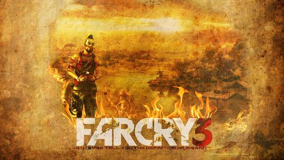 Full Far Cry 3 Windows 7/8 Theme With Customized Cursors