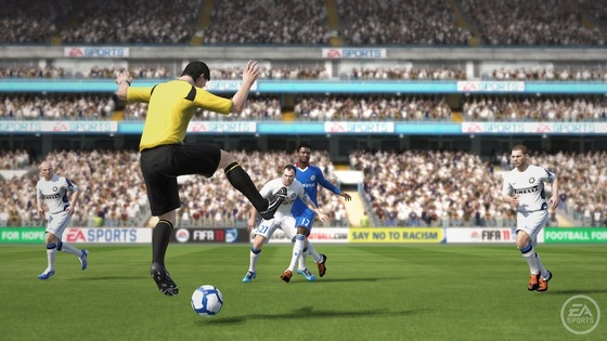 FIFA 11 Pictures & System Requirements