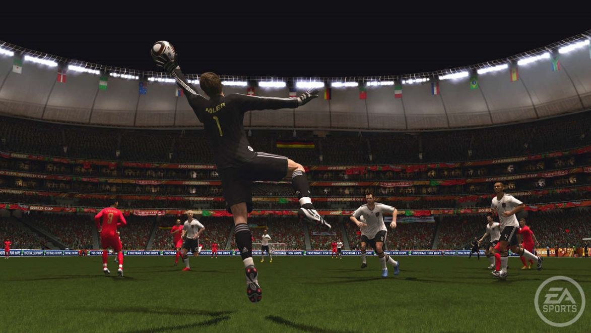 game fifa world cup 2010 pc