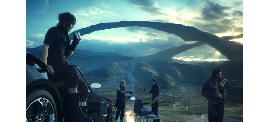 Final Fantasy Type 0 Hd Themepack Explore Orience On Your