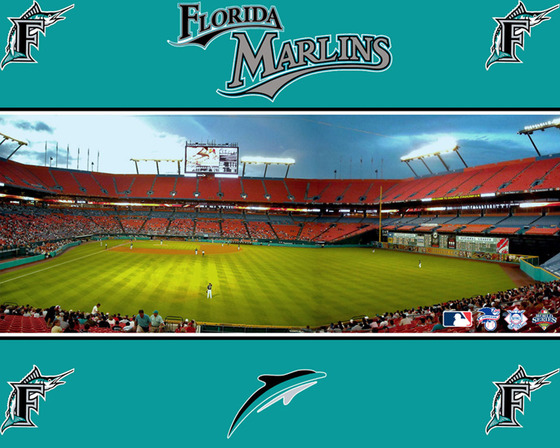3 Florida Marlins Wallpaper