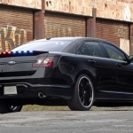 ford crown victoria police interceptor-wallpaper4