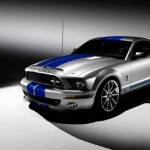 2008 Ford Mustang Shelby Cobra GT500KR 40th Anniversary Edition