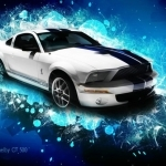 ford shelby gt500-wallpaper8