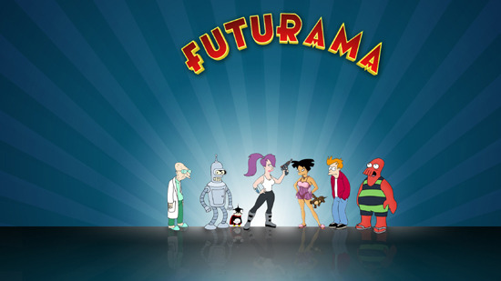 fry futurama wallpaper