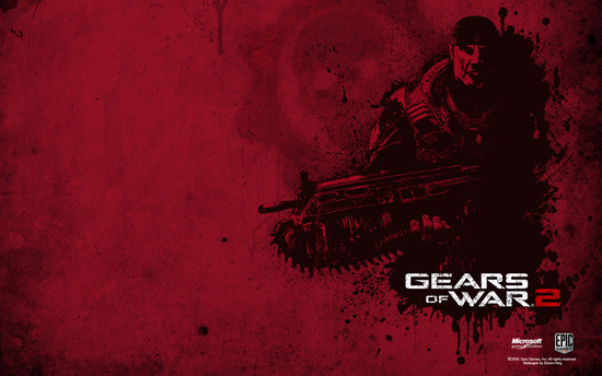 gears of war wallpaper. Gears of War Desktop Icons