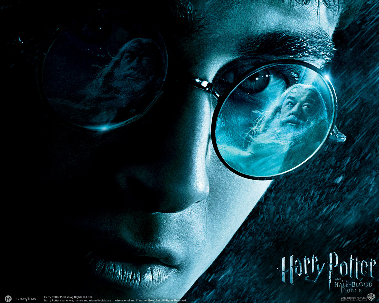 Harry Potter HD Wallpaper