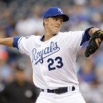 Royals The Greinke Effect Baseball